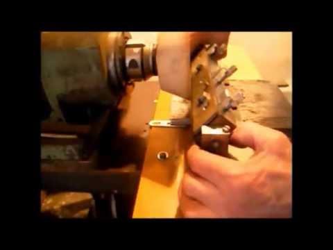 самодельный станок для заточки строгальных ножей деревообрабатывающего станка собой, такая