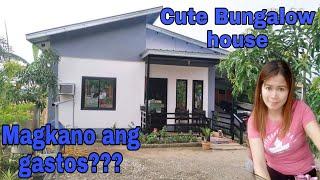 Simple House at sobrang ganda na dream house ni maam Anche