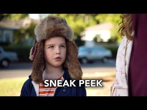 "Young Sheldon: 1x08 ""Cape Canaveral, Schrödinger's Cat, and Cyndi Lauper's Hair"" - sneak peek #3"