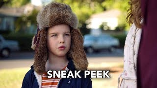 "Young Sheldon 1x08 Sneak Peek #3 ""Cape Canaveral, Schrödinger's Cat, and Cyndi Lauper's Hair"" (HD)"