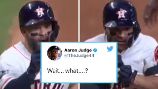 MLB STARS REACT TO ASTROS CHEATING SCANDAL