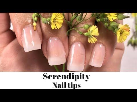 Serendipity/ Nail tips
