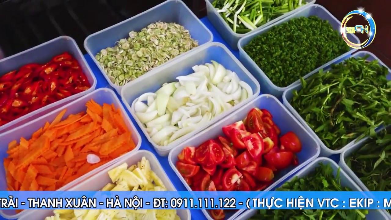 [Dự Án HP102] TVC Video Quảng Cáo Nhà Hàng Lâm Già Hà Nội