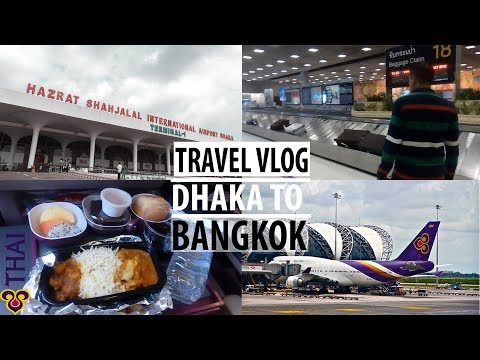Travel Tuber || From Hazrat Shahjalal International Airport