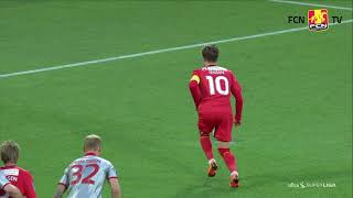 Best of Mathias Jensen: See all the goals and best dribbles from 2017/18