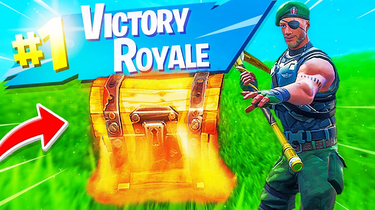 Basicallyidowrk Fortnite Stats The One Chest Challenge In Fortnite Impossible By Majesticsheep