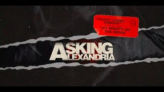 Asking Alexandria - Misery Loves Company (Official Visualizer)