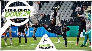 Borussia - Shakhtar Donezk ⭐️ Champions League Insights - Die Highlights