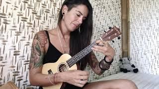 David Guetta ft. Sia - Titanium - ukulele Cover by  - Crisespique