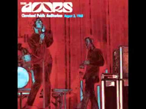 The Doors - 04 -  Cleveland Public Auditorium, August 3, 1968 - Five To One