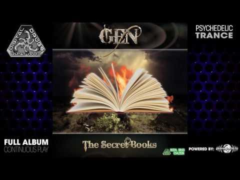 Gen - The Secret Books (digiep077   Digital Drugs Coalition)  - -[Full Album   HD] - -