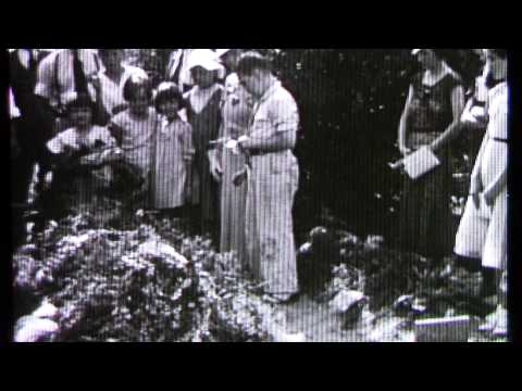 Bonnie and Clyde funerals....