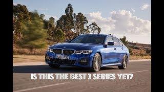 2019 BMW G20 330i - FIRST TEST DRIVE