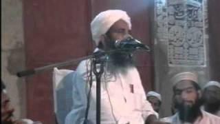 1\2 Ahmad Saeed Multani - Chatrori - ka Operation, molana ilyas ghumman