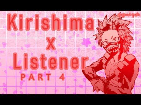 Kirishima Eijirou x Listener ASMR p4 [My Hero Academia] 18+