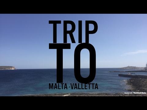 Trip to Malta - Valletta