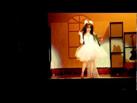 The Wedding Singer Hoquiam High School  -Bri as Linda scene 1