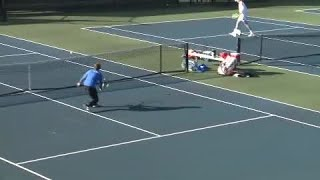 Daniel Gilbert full interview on signing with Hillsdale College tennis on 1/22/20