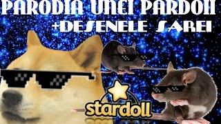 CEA MAI TARE PARODIE STARDOLL!si desenele Sarei