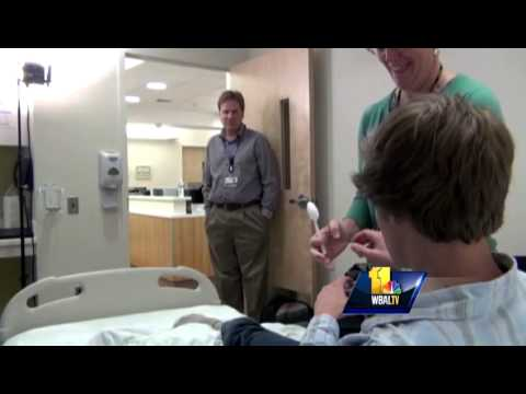 Teen sees success with new peanut allergy treatment