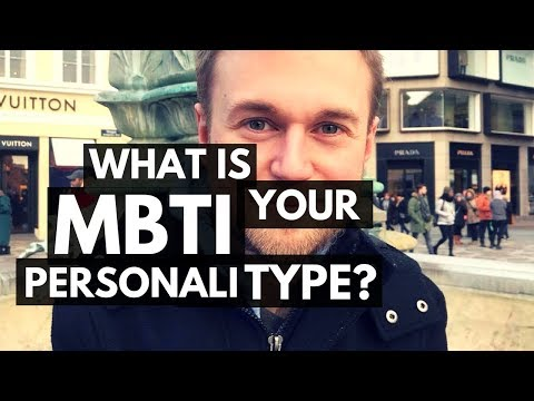 What Is Your Myers-Briggs Personality Type?