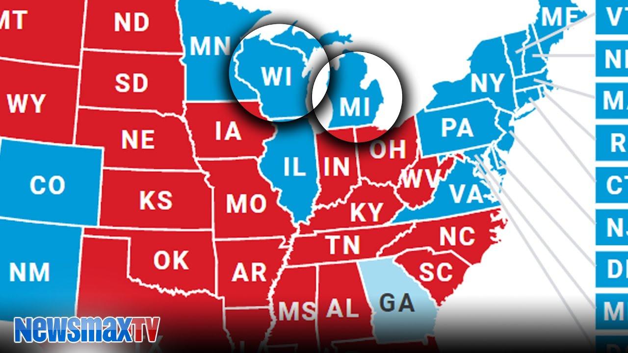 Sidney Powell Updates on Developments in Key States