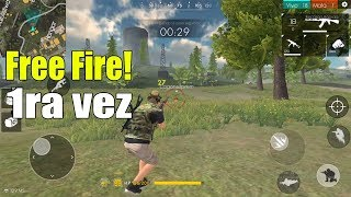 Is this Free Fire or Fortnite on mobile?