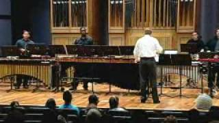 The Music Center presents A Percussion Ensemble