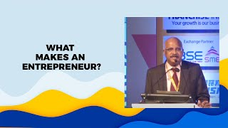 What Makes An Entrepreneur