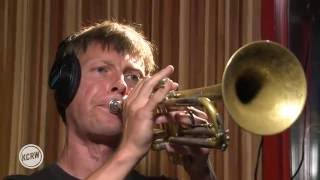 """Blind Pilot performing """"Packed Powder"""" Live on KCRW"""