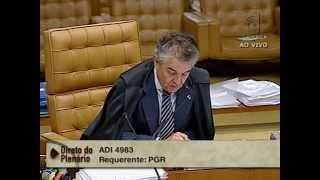 Pleno - Suspenso julgamento de ADI sobre autorização de trabalho artístico de menores