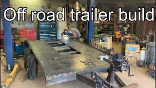 **Off-Road Trailer Build**
