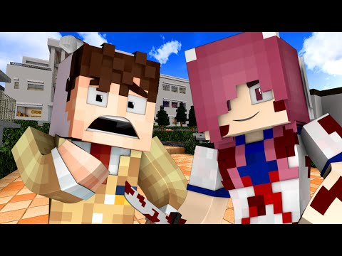 Yandere High School - WE ARE ALL GOING TO DIE! (Minecraft Roleplay) #79