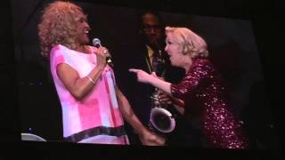 Bette Midler & Darlene Love - He