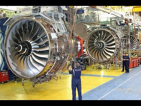BBC Documentary – Rolls Royce Engine Manufacturing, Materials Technology