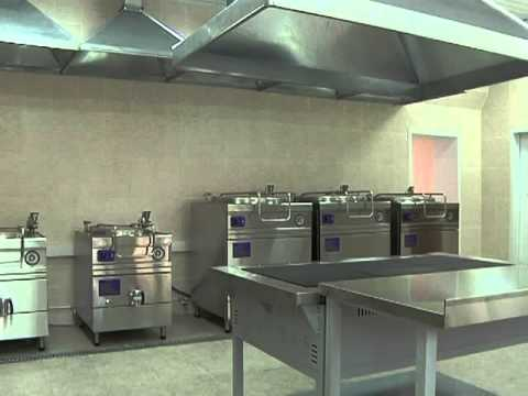 Тепловое оборудование для предприятий общественного питания