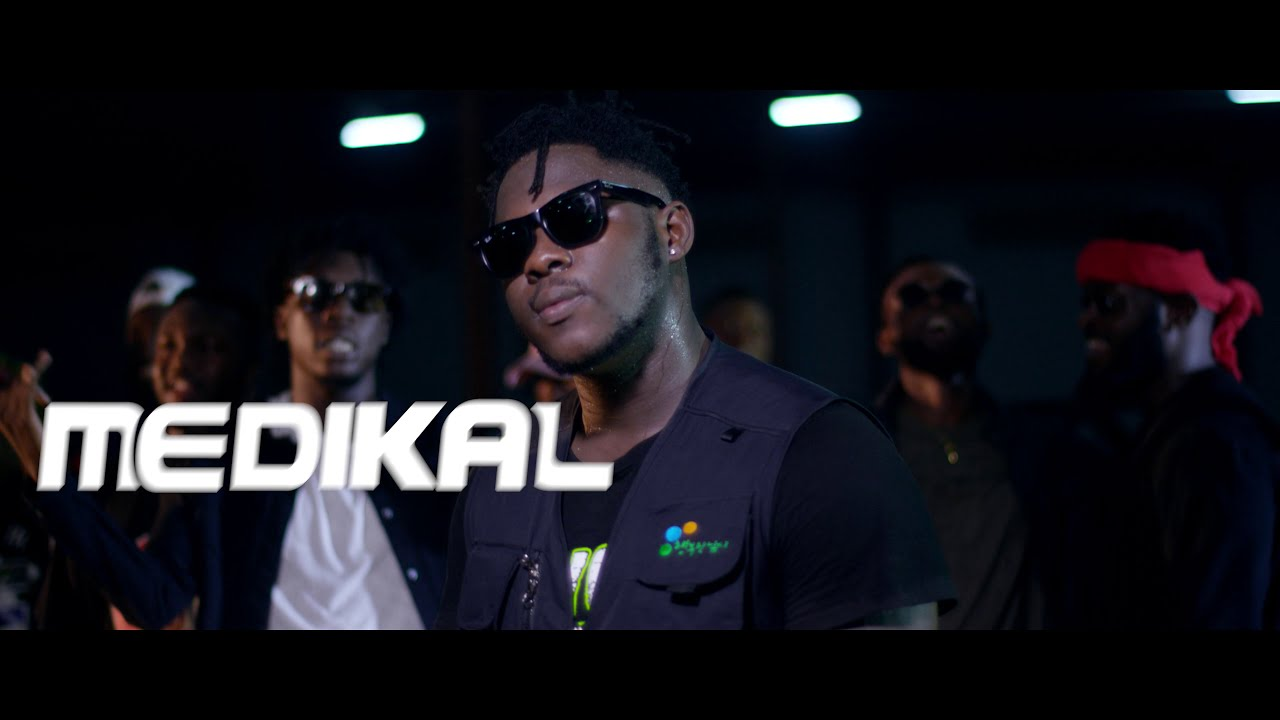 Medikal - How Much ft. Kwesi Arthur & Ahtitude (Official Video 2018)