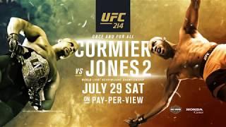 UFC 214 Cormier vs Jones 2 'Rise' Promo