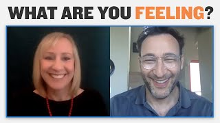 Emotions with Andrea Garfield & Awesome Institute | Simon Sinek