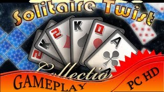 Solitaire Twist Collection - Gameplay PC | HD