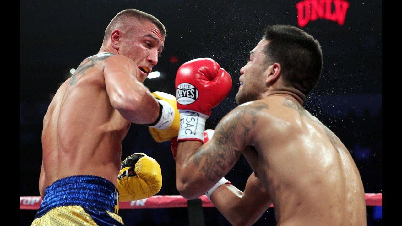 Bradley vs Marquez: Lomachenko Gets the KO in Pro Debut