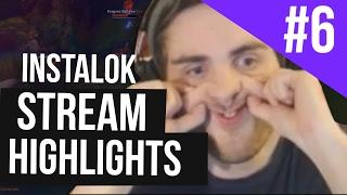Instalok Stream Highlights #6 (League of Legends)