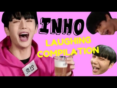 [IN2IT] INHO LAUGHING COMPILATION