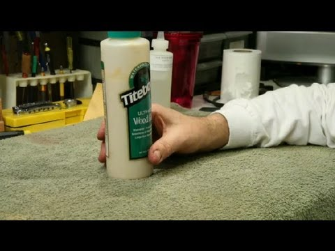 Guitar Neck Joint Epoxy vs. Titebond : Guitar Building & Repair