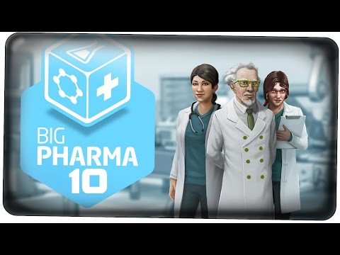 Es wird knapp mit dem Profit - Big Pharma #10 [German Deutsch Lets Play]
