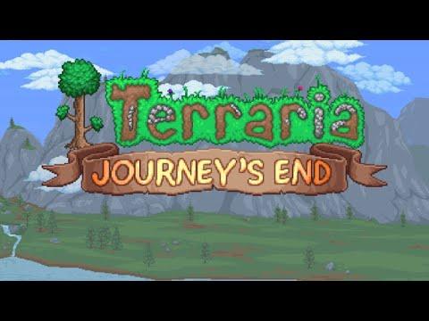 Terraria: Journey's End, которую мы так долго ждали. Первый раз в Террарии за последние 3 года! - Видео онлайн