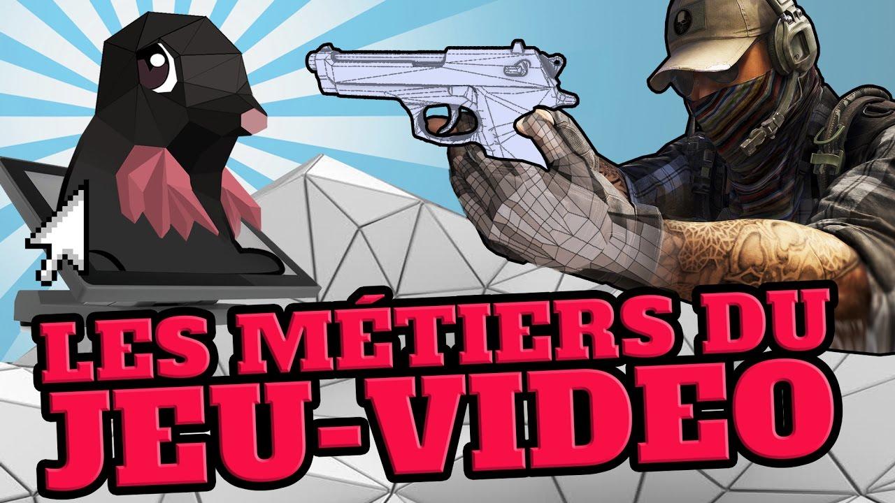 Top 10 Des Metiers Du Jeu Video Chez Ubisoft Youtube
