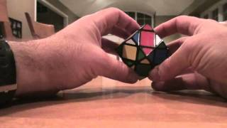 Viewer Request Week Part 4:  3x3 Barrels and Rhombic Dodecahedrons