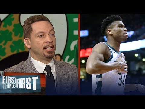 Are the Bucks the team to beat in the East? Chris Broussard weighs in | NBA | FIRST THINGS FIRST