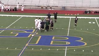 Belleville vs Lyme Boys Soccer